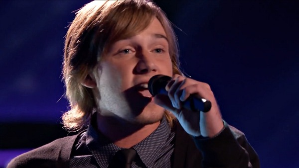 Morgan Wallen S Collide Cover On The Voice Season 6 Blind Audition Hollywood Junket